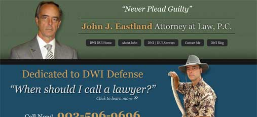 John Eastland Law / Attorney Tyler, East Texas